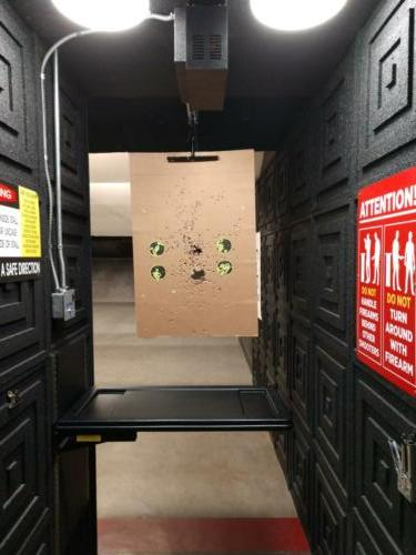 Shooting Range Lanes